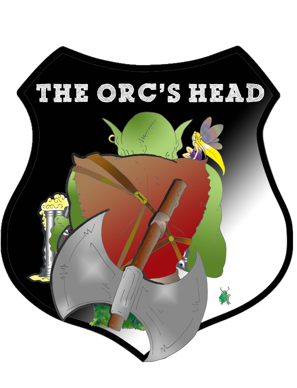 Logo per sito web e gaming pub a Londra