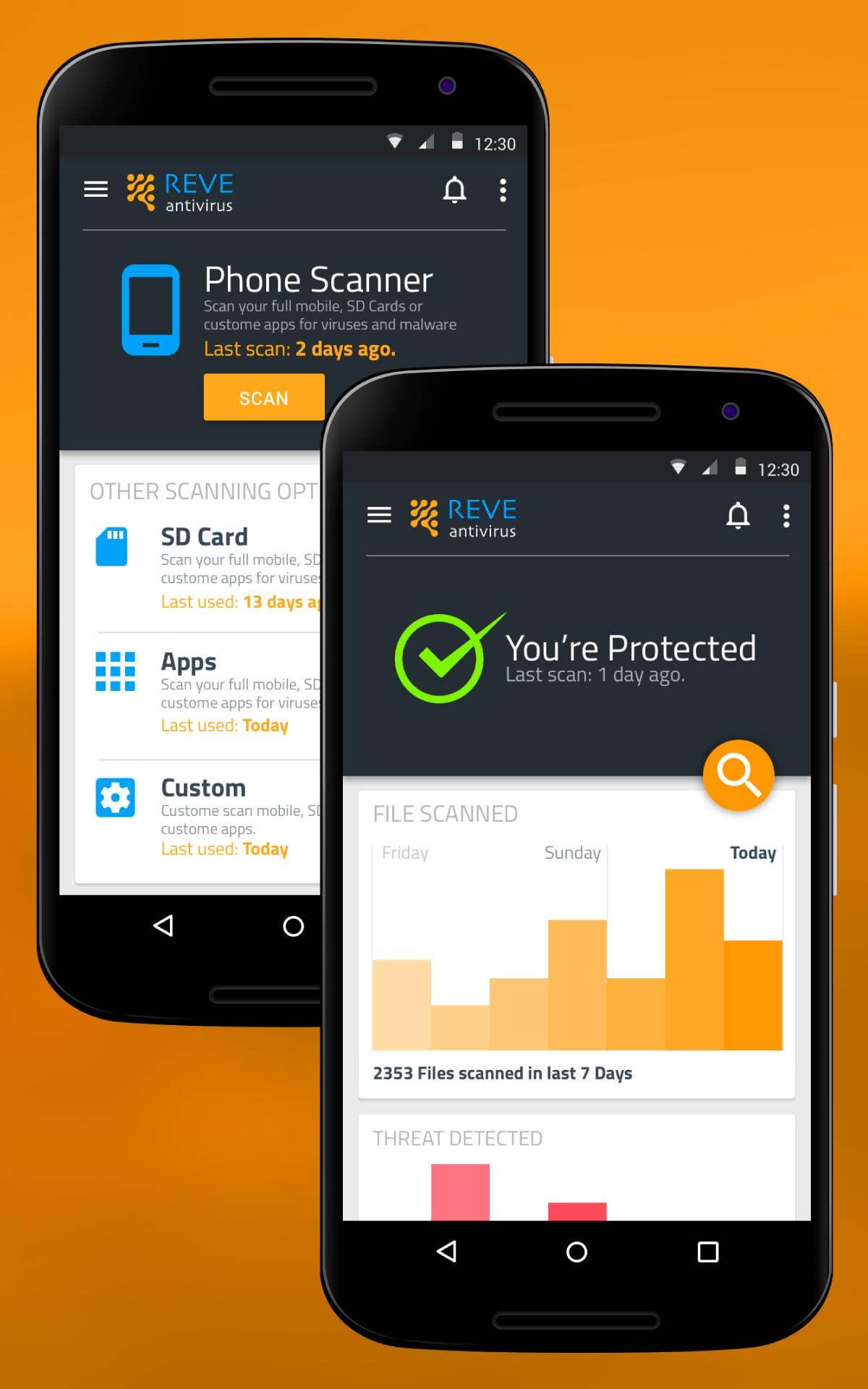 Reve Antivirus for Android