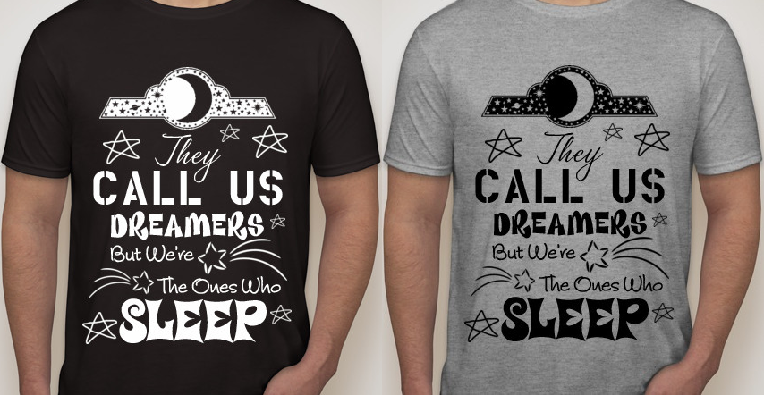 T-Shirt Design For  Adamcallow