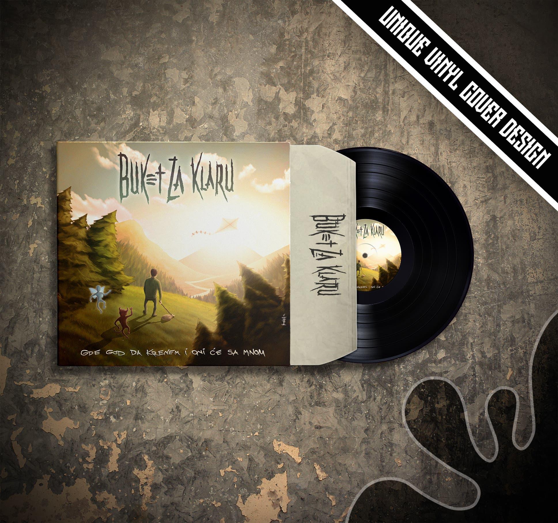 Unique Vinyl Cover