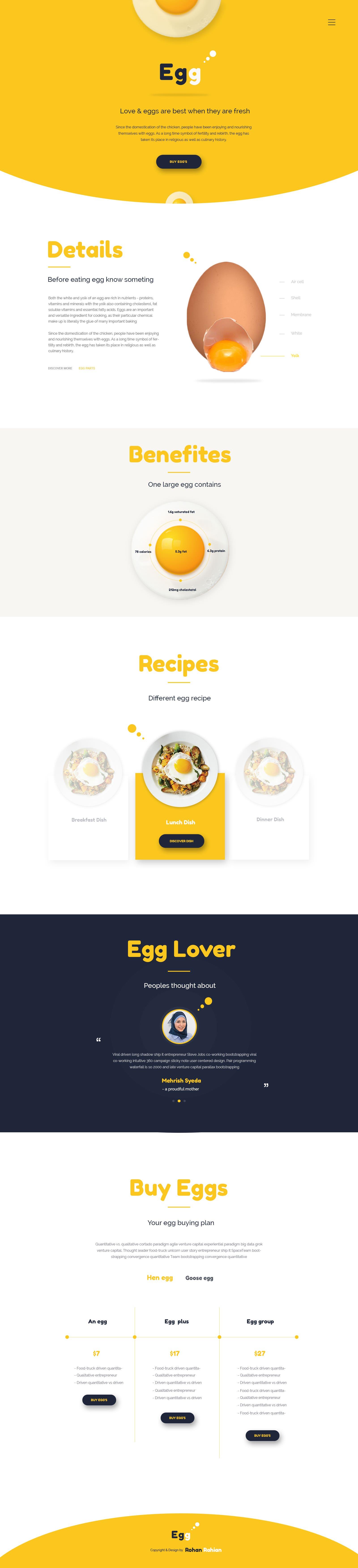 Egg- product design concet