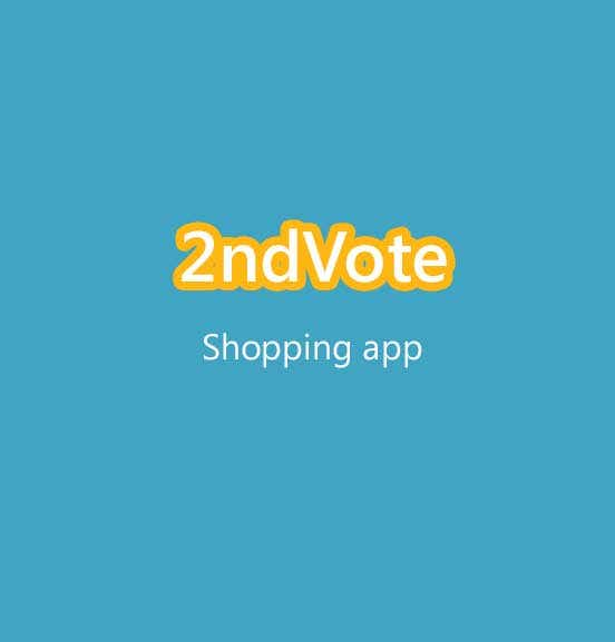 "Mobile App :Consumer Tool to ""vote"" with Shopping"