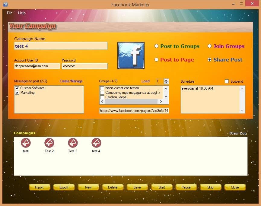 Facebook Marketing Suite