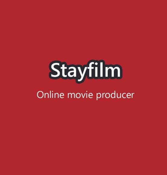 Online Movie Auto Producer with Cinema Quality Application