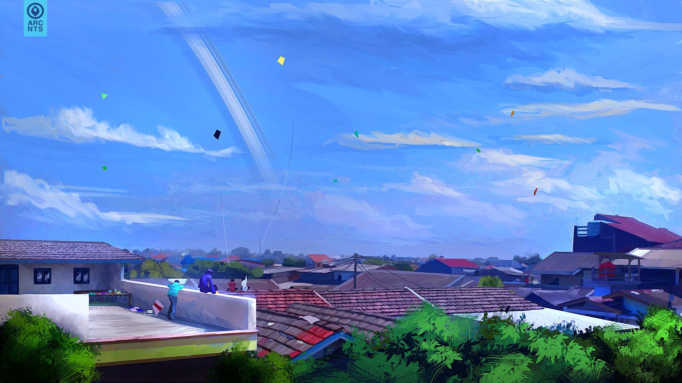 Roofground