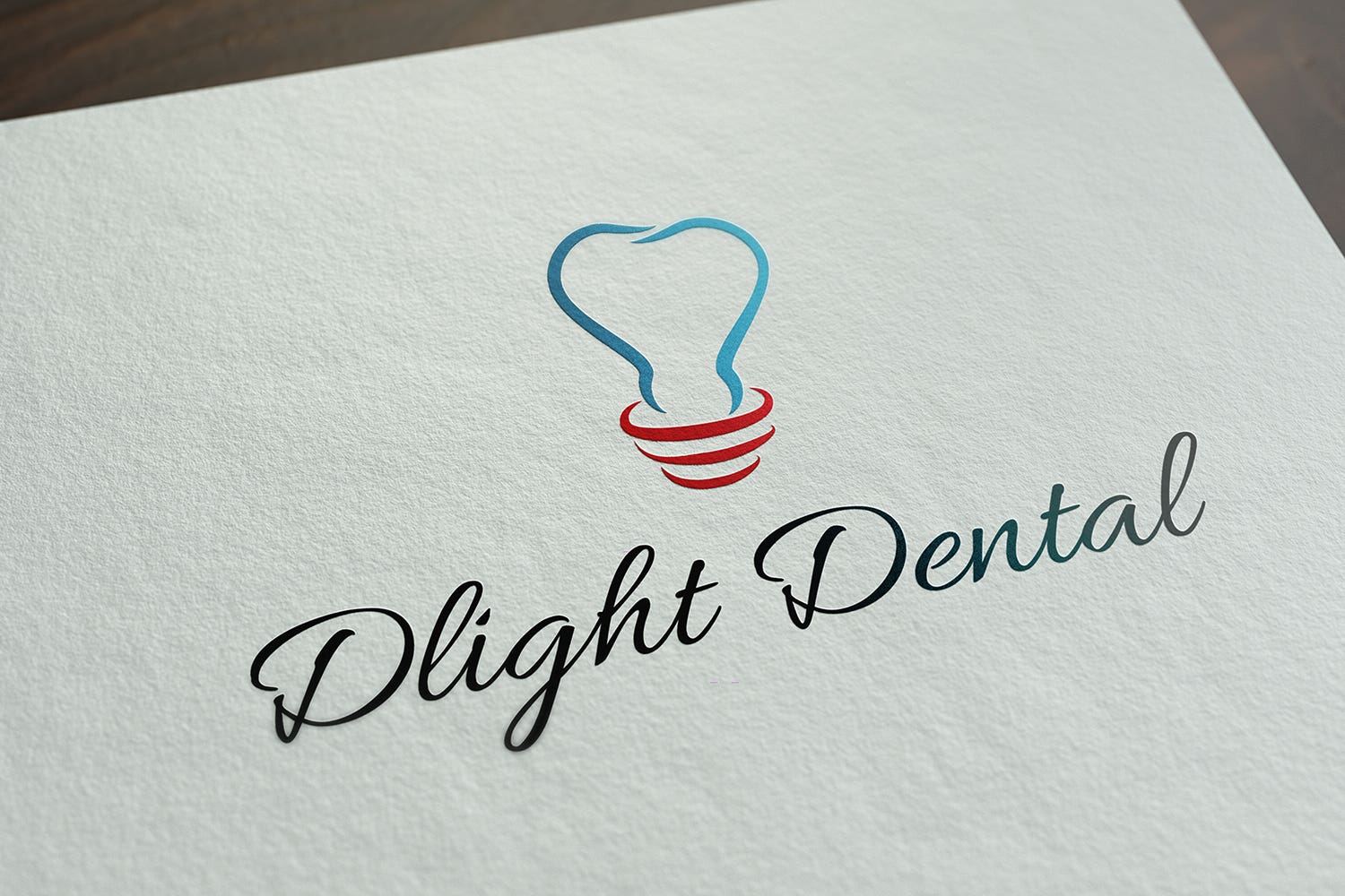 Dlight Dental (Proposed Logo)