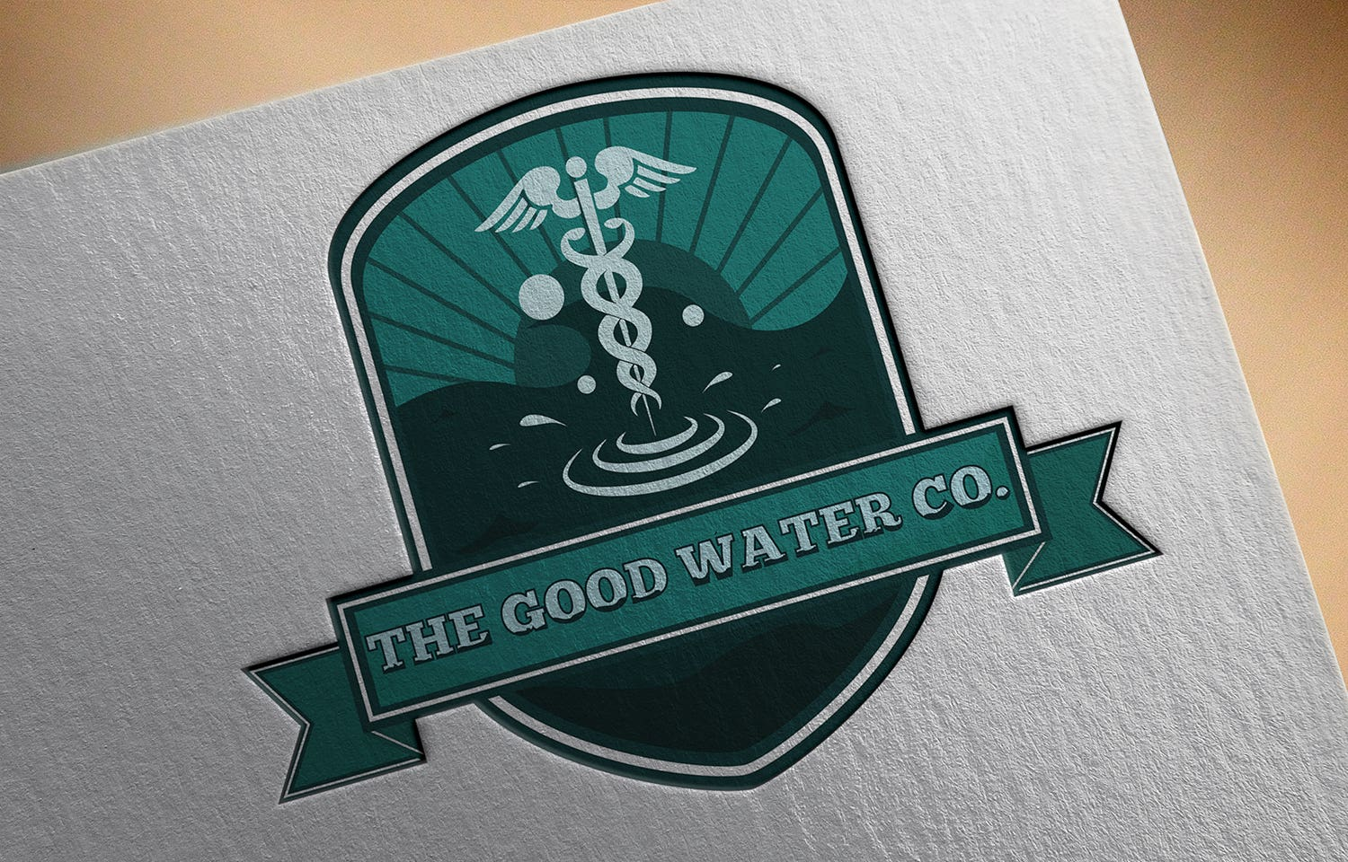 The Good Water Co. (Proposed Logo)