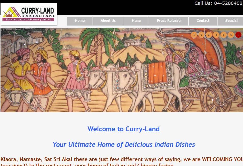 Curryland