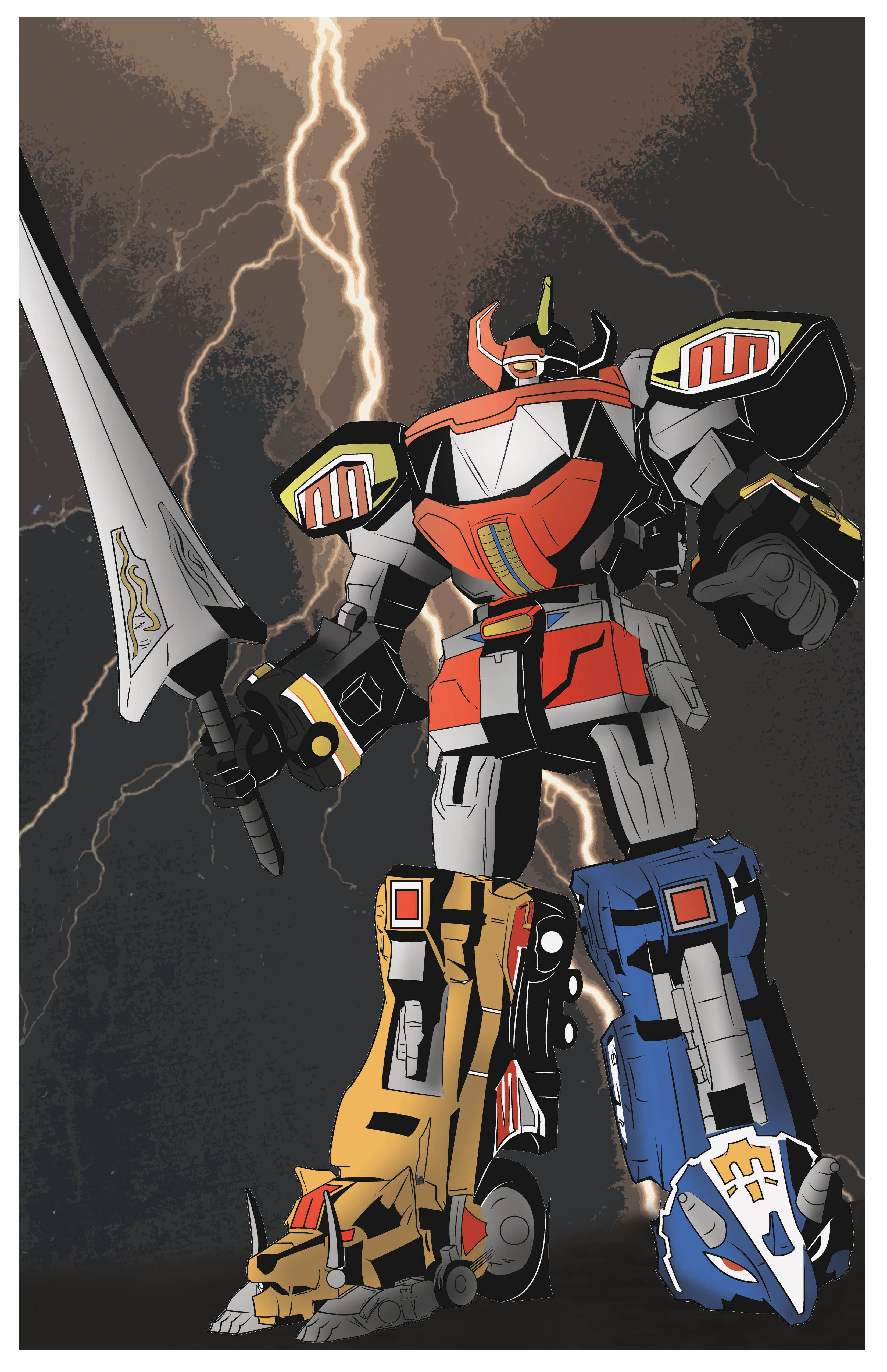 The Megazord