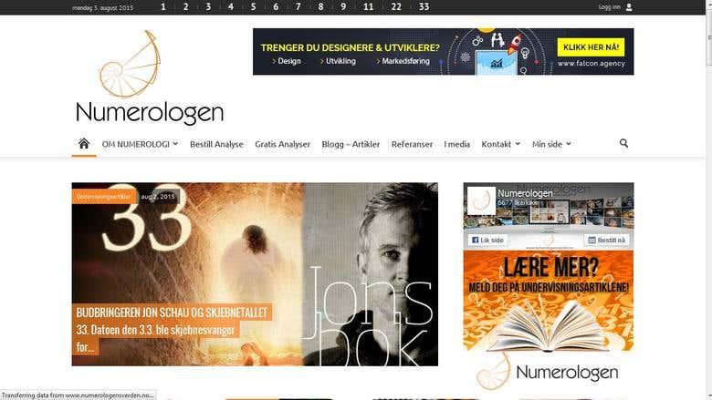 Wordpress PSD2CMS HTML5 jQuery / Prototype Banner Design