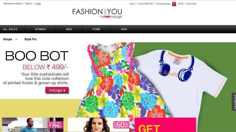 Magento http://www.fashionandyou.com/