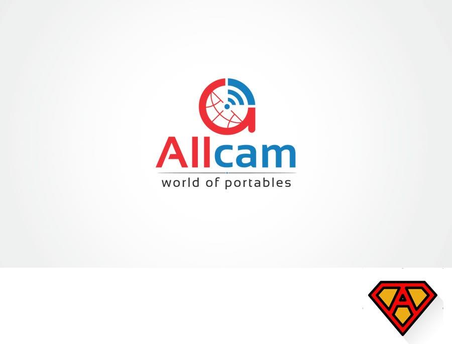 AllCam Logo Design