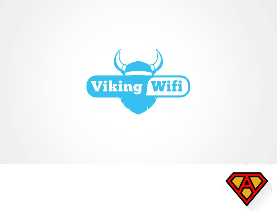 Viking WiFi Logo