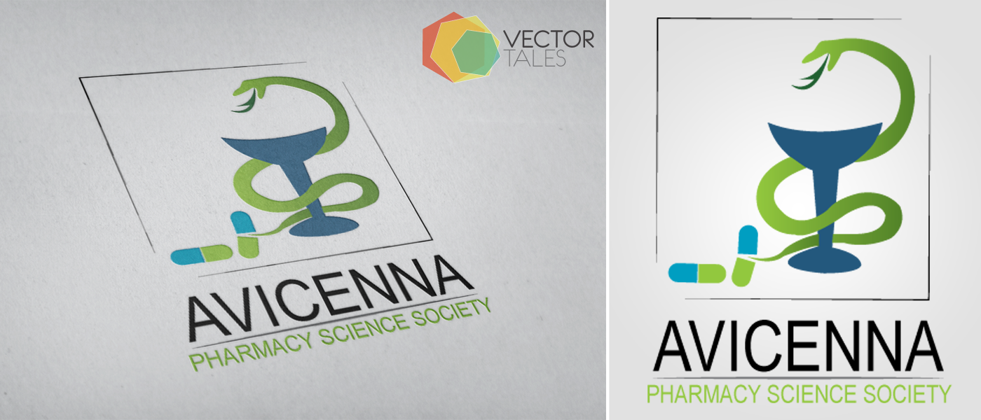 Logo Design for AVICENNA