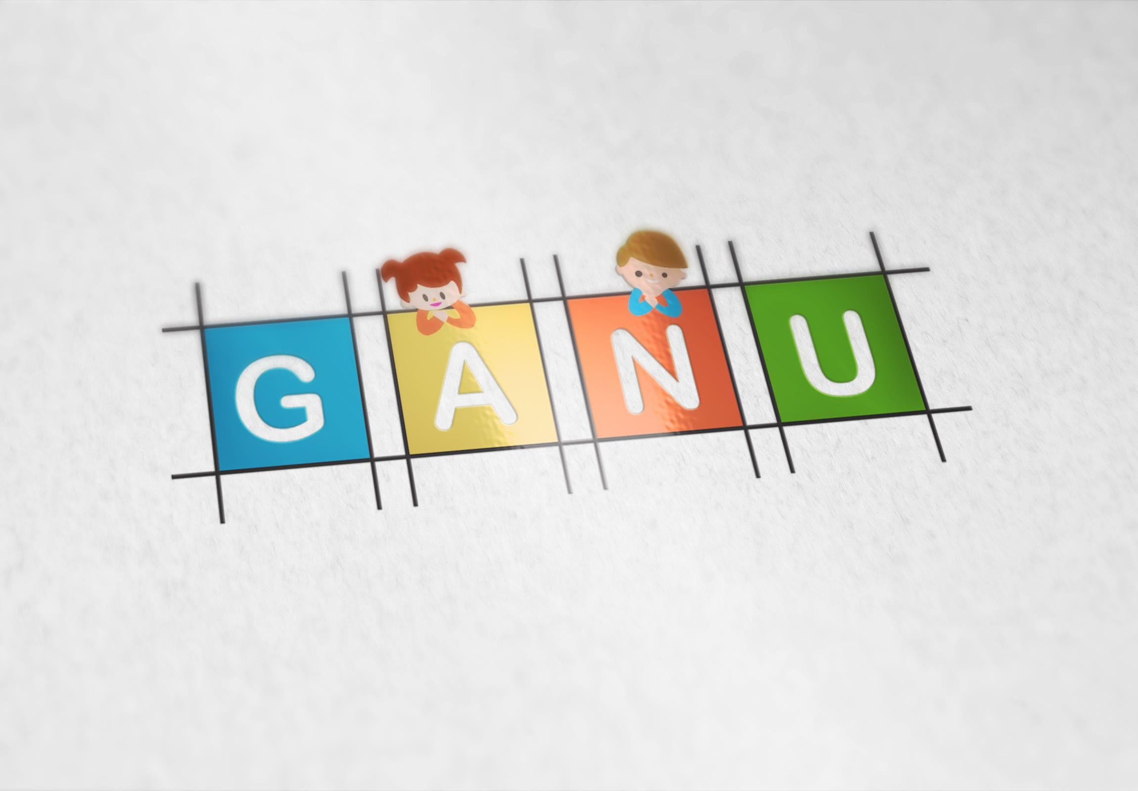 Design a Logo for Ganu Kit