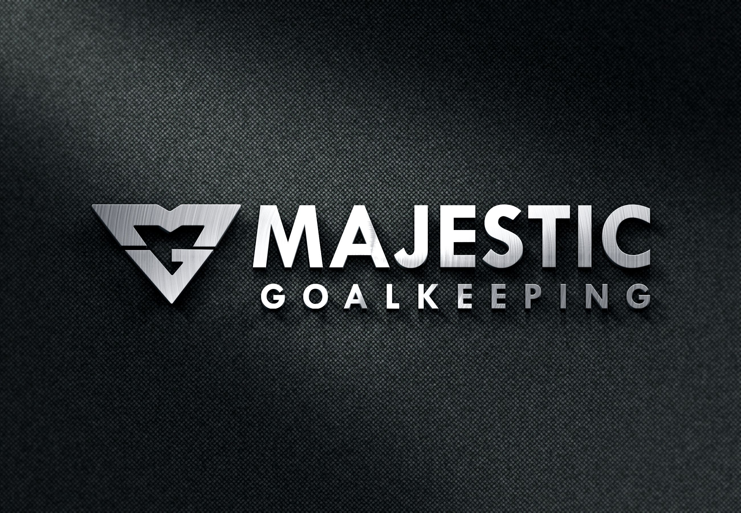 Design a Logo for MAJESTIC GOALKEEPING