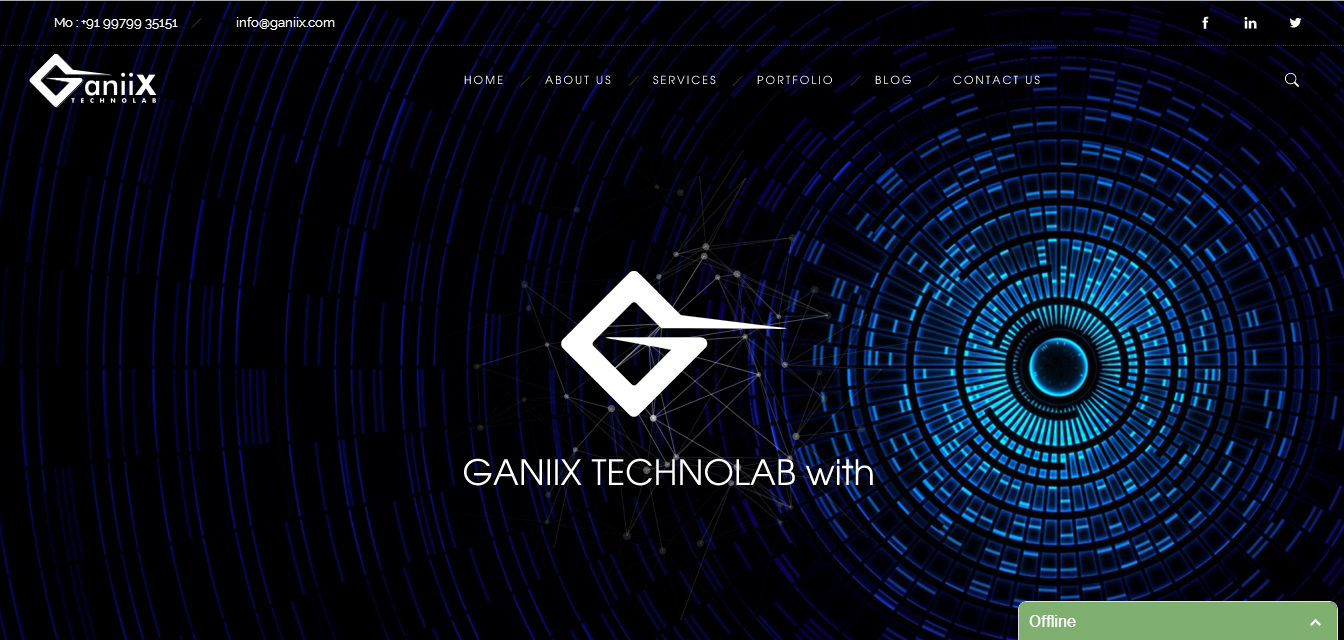 Ganiix Technolab Pvt. Ltd.