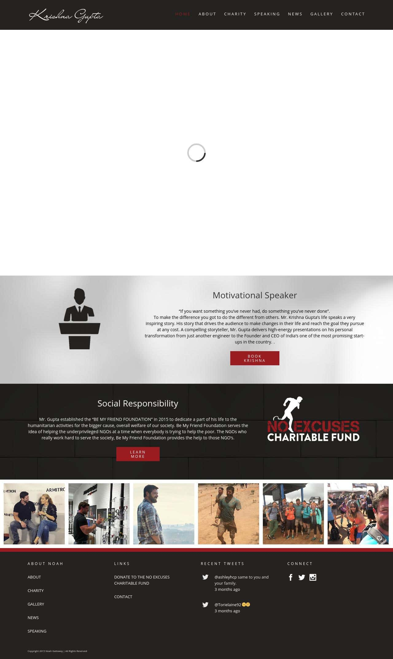 "Website for ""Krishna Gupta"""