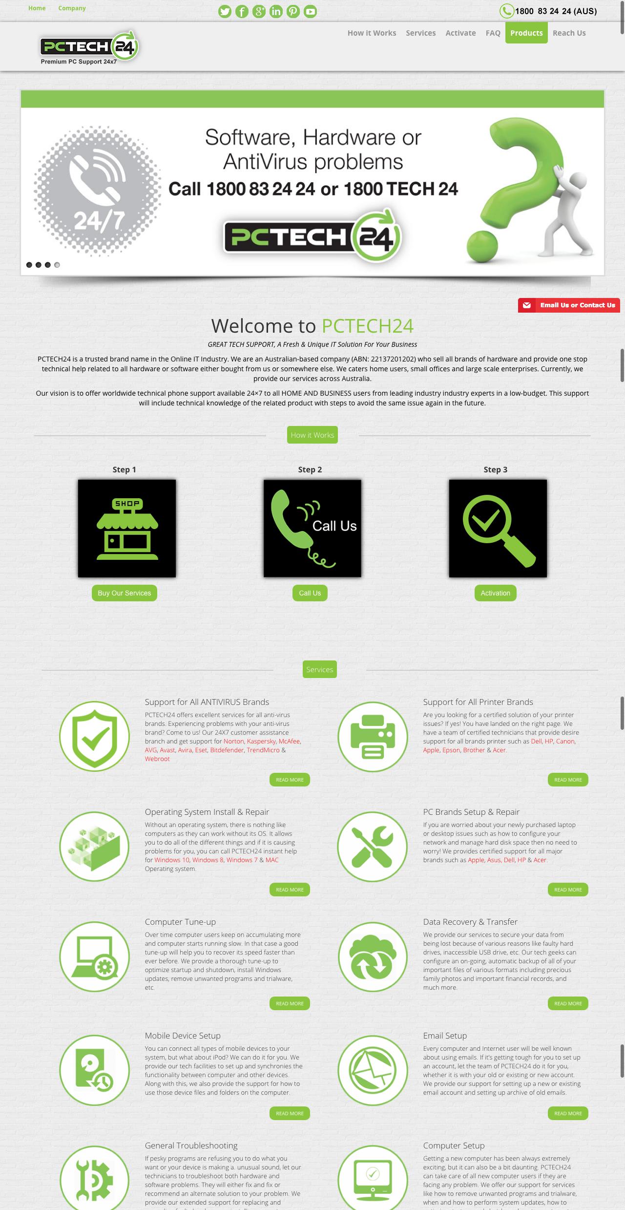 HTML5 - PCTECH24