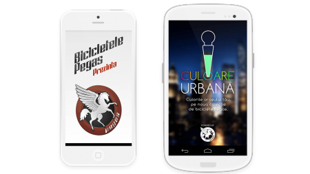 Pegas Urban Color - Multiple Awarded App