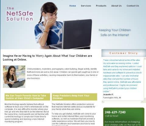 Website for Children Netsafety