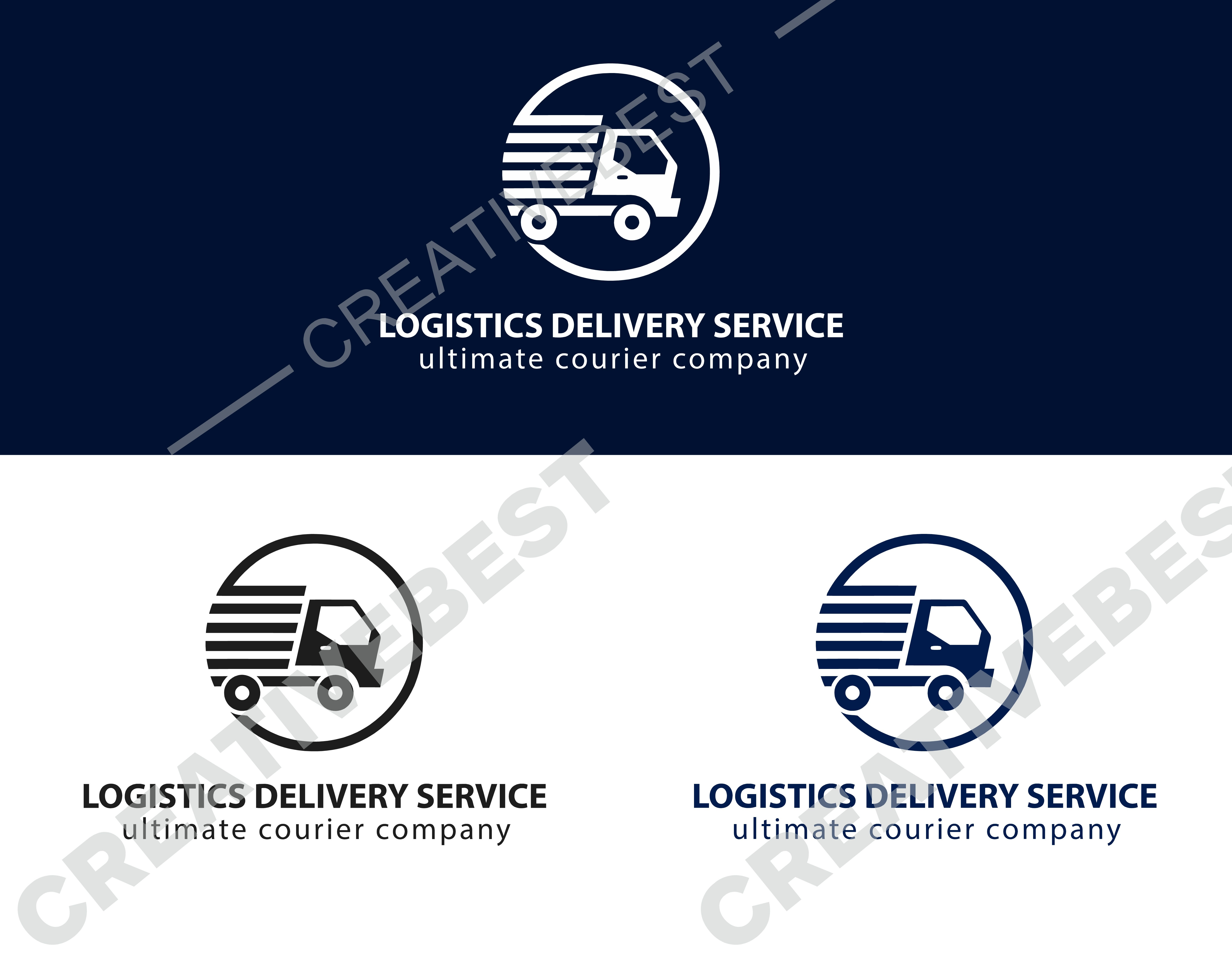 Logistics Delivery Service logo