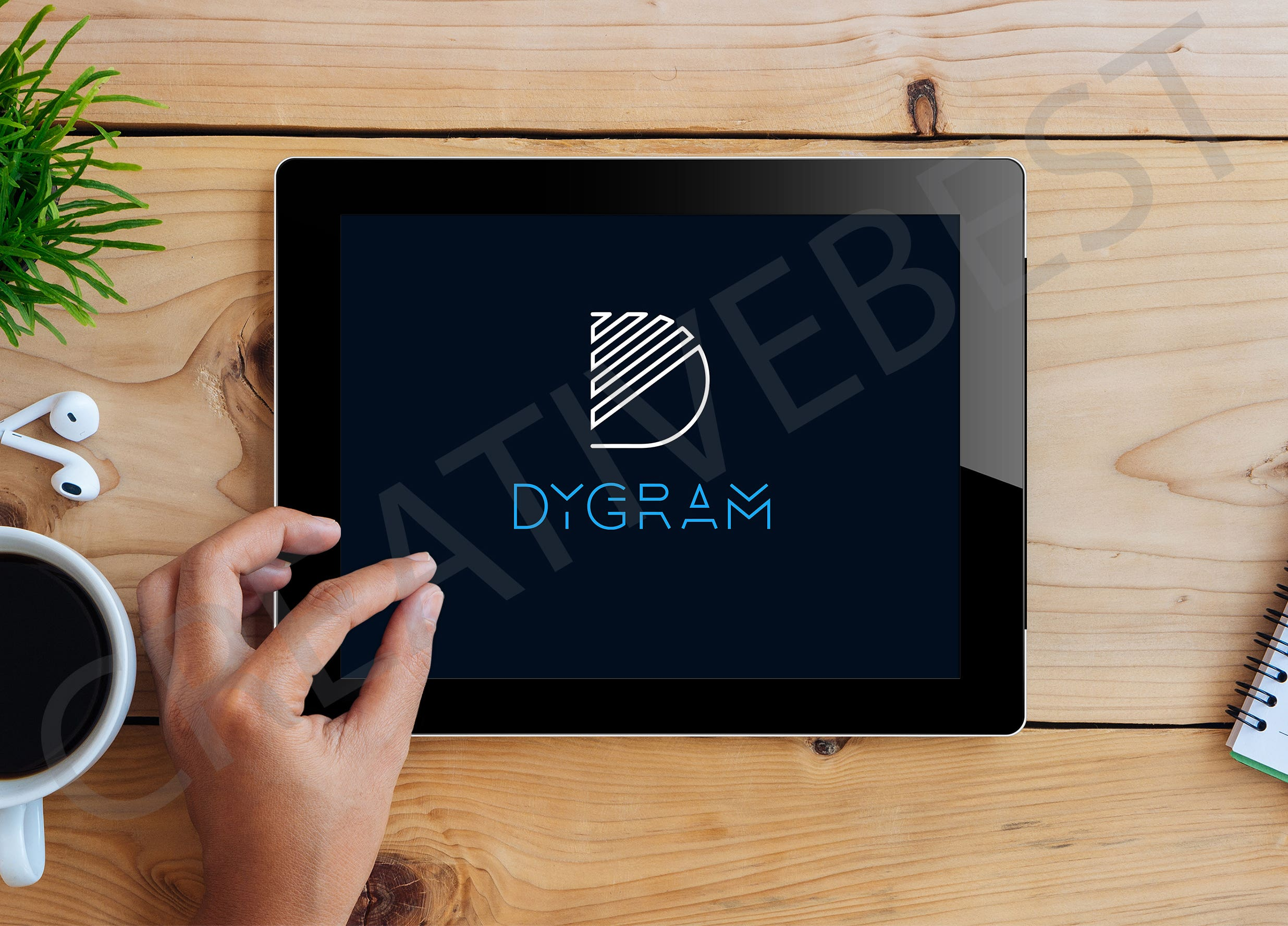 Dygram logo