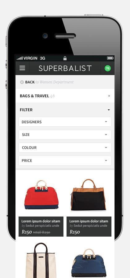 Retailler - Desktop & Mobile