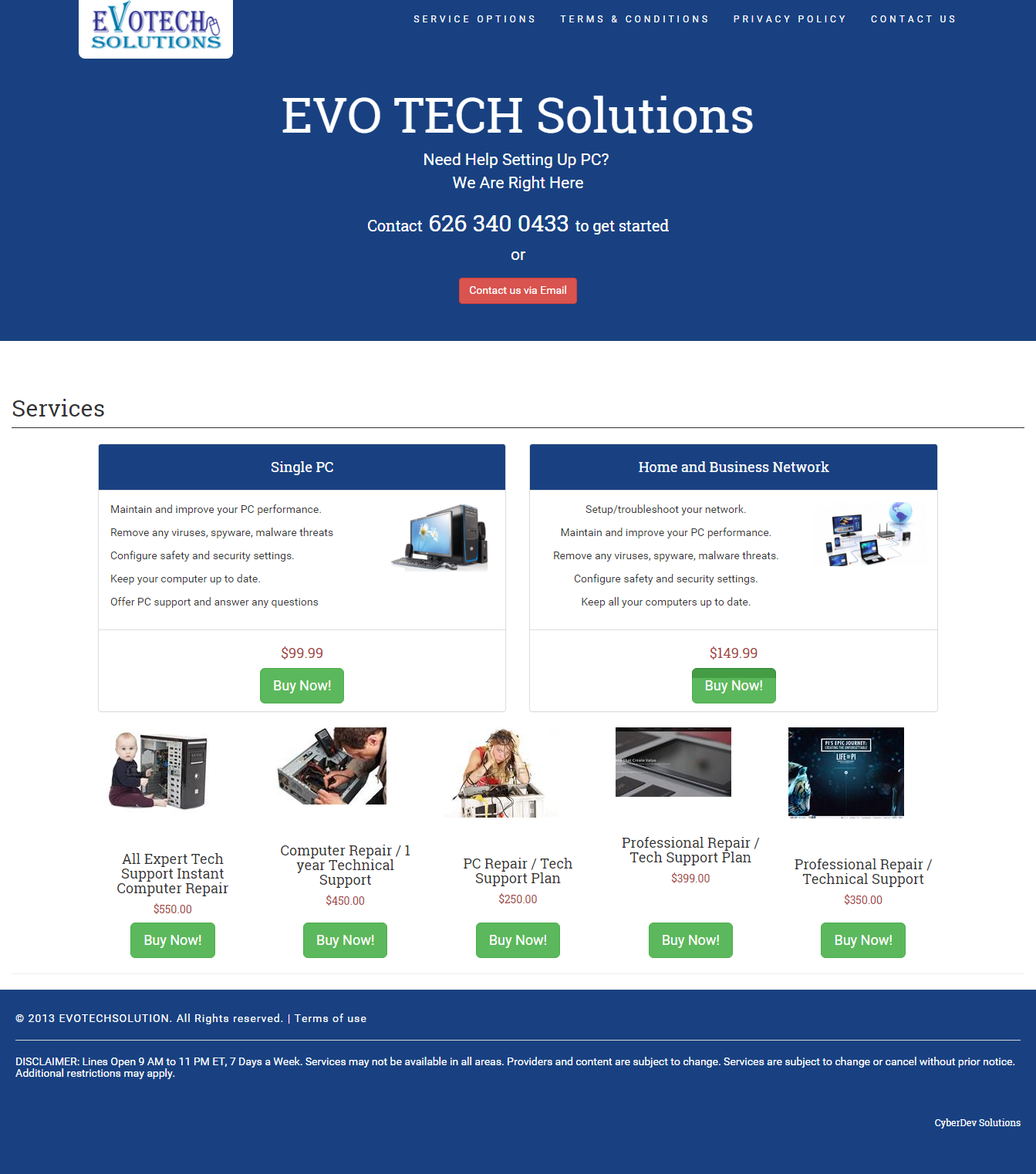 Evotech Solutions