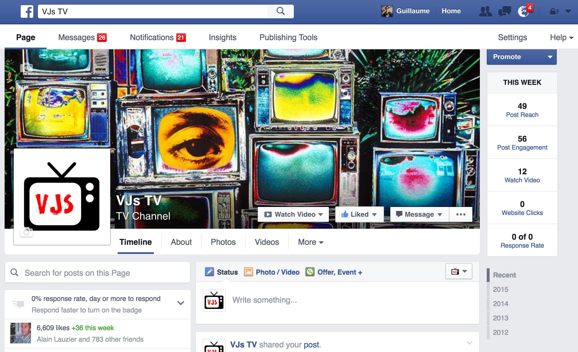 Social Networks, Online Marketing, SEO, ...