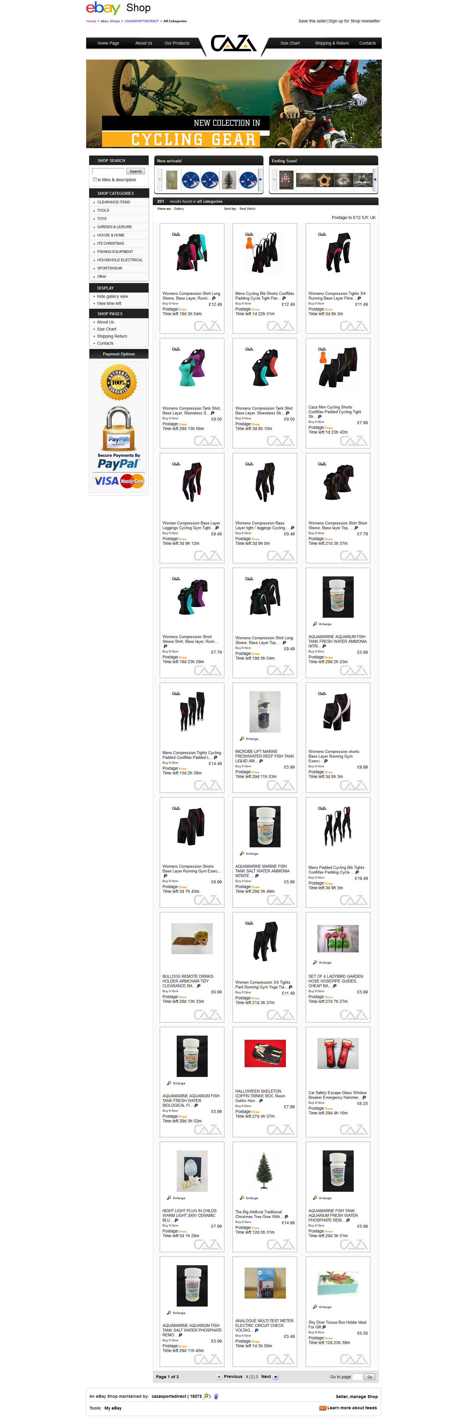 Customize Ebay Template