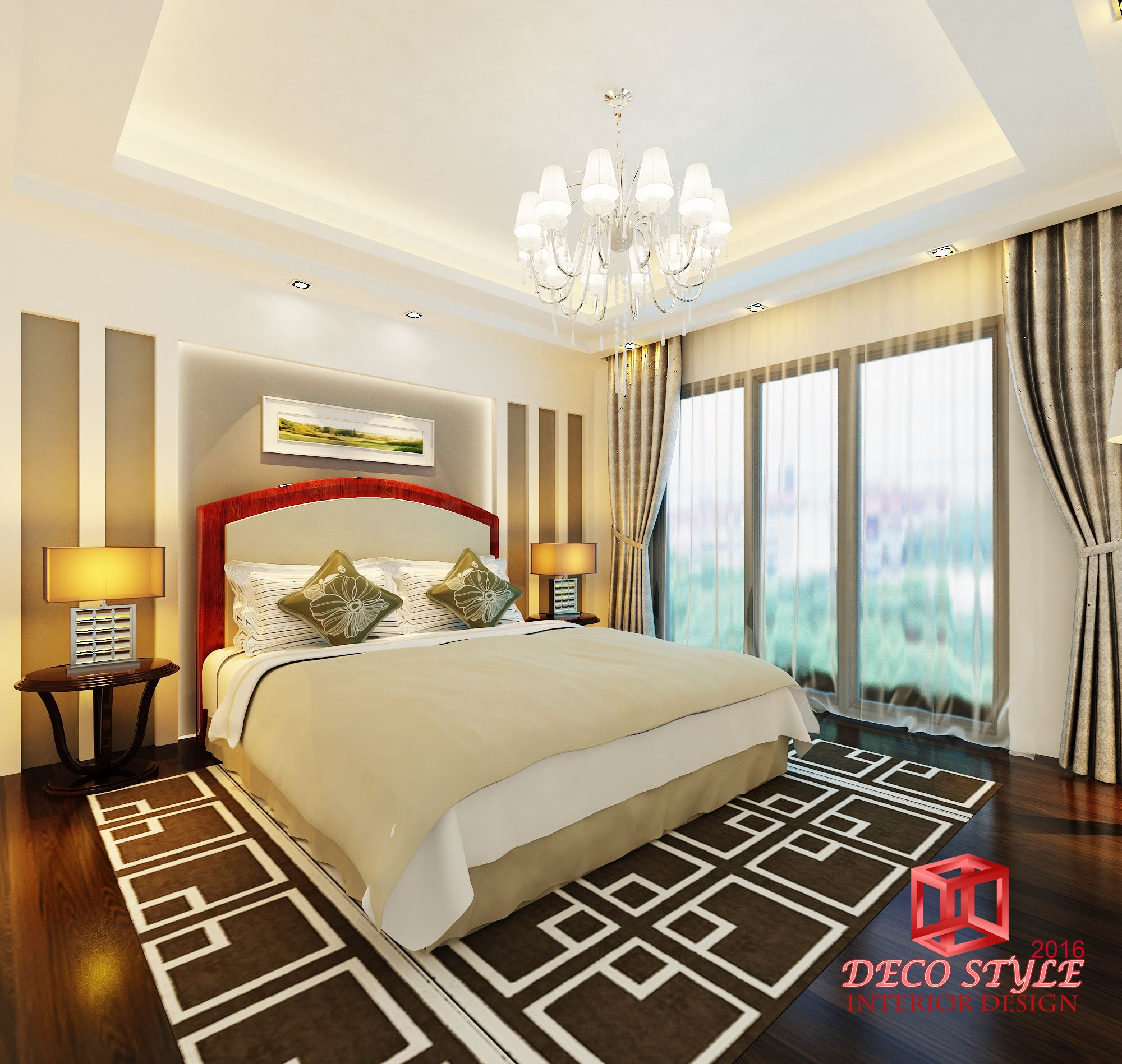 Bed Room Model. INDONESIA