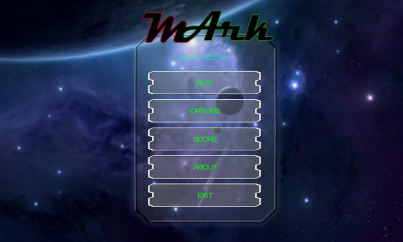 Arkanoid Clone - MArk