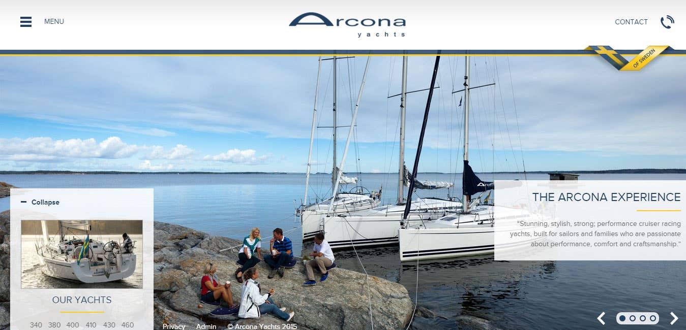 Arcona Yacht