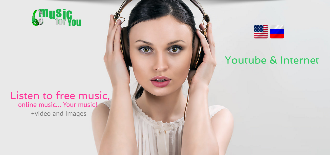 Wordpress + Laravel /Listen online music - music4u.pro