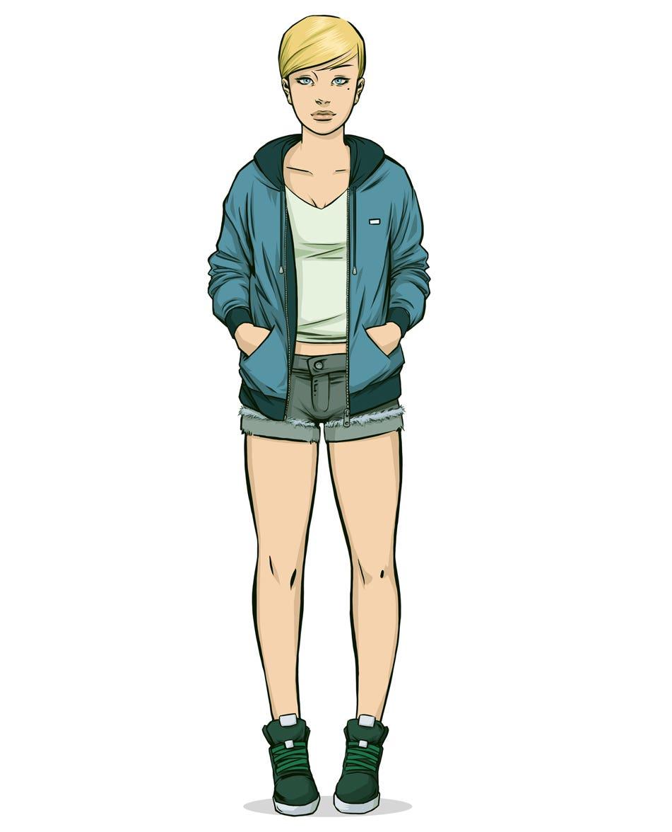 June (Comic book character)