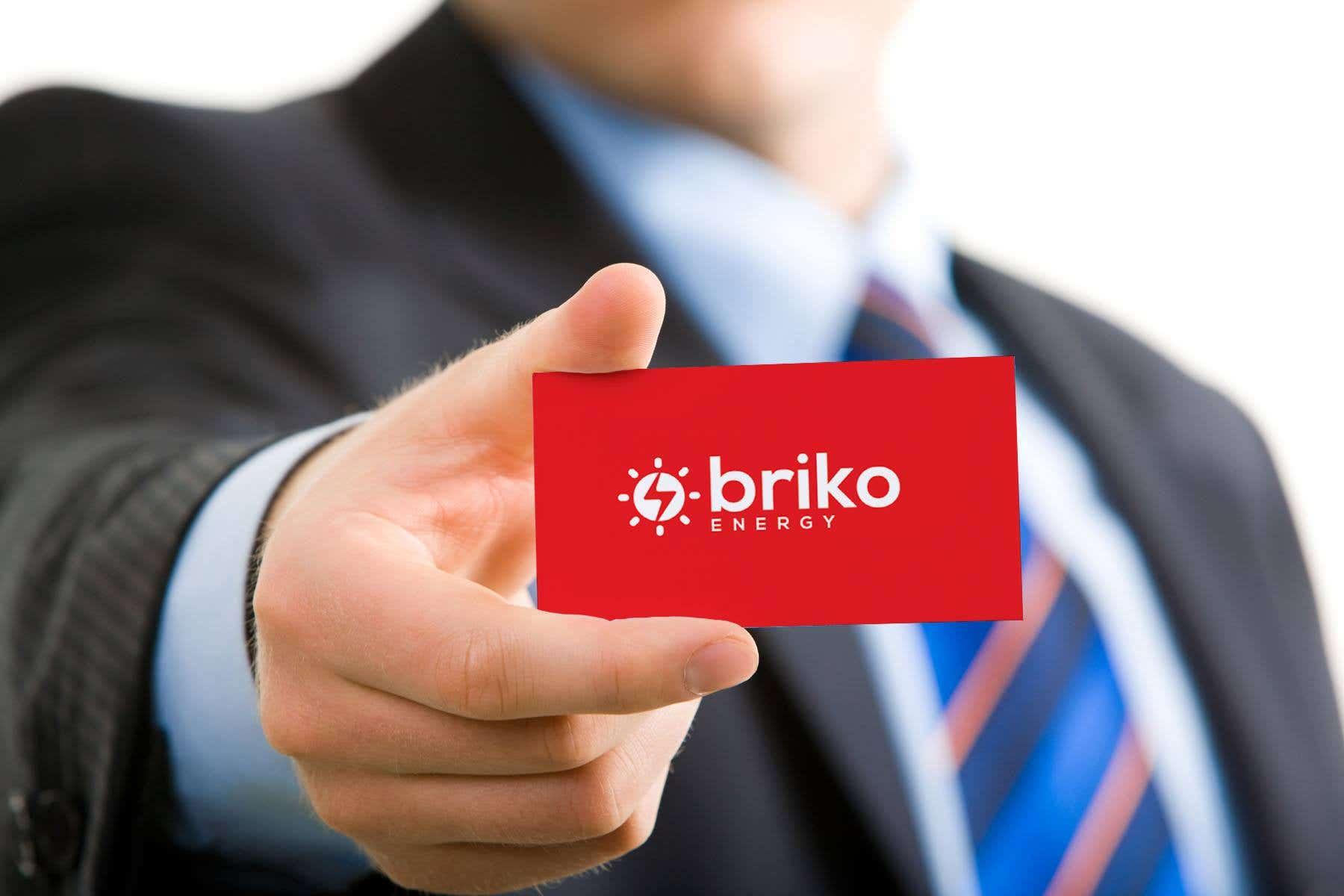 Briko Energy Branding