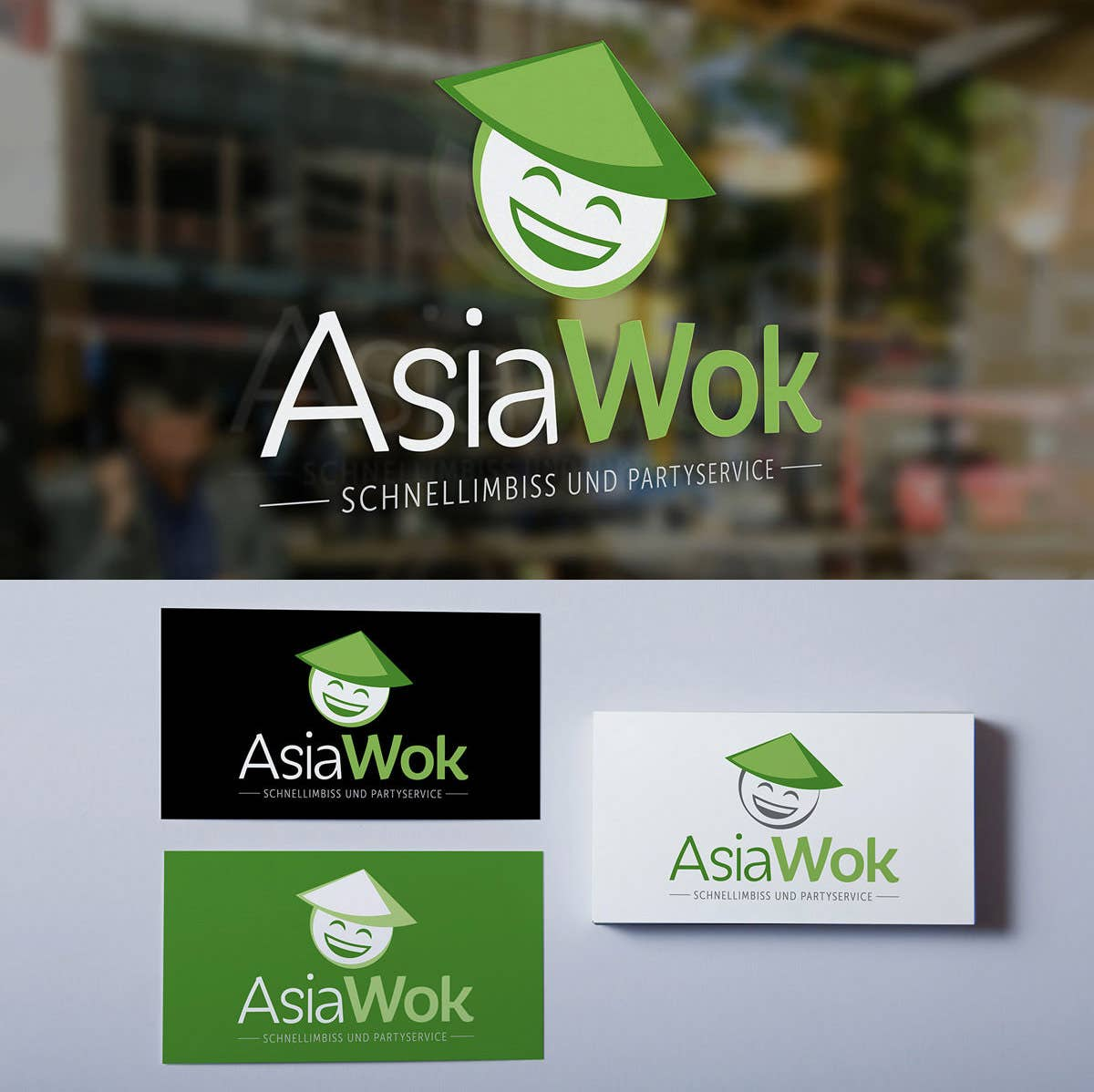 Logo Design > Chinese Restaurant