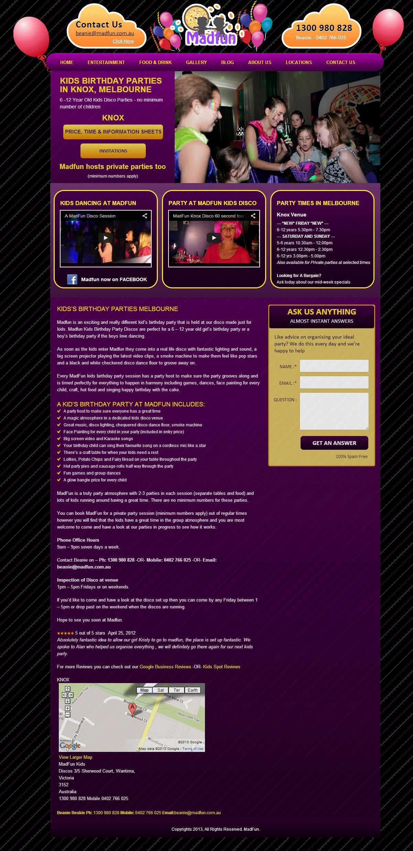 Wordpress website from the scratch