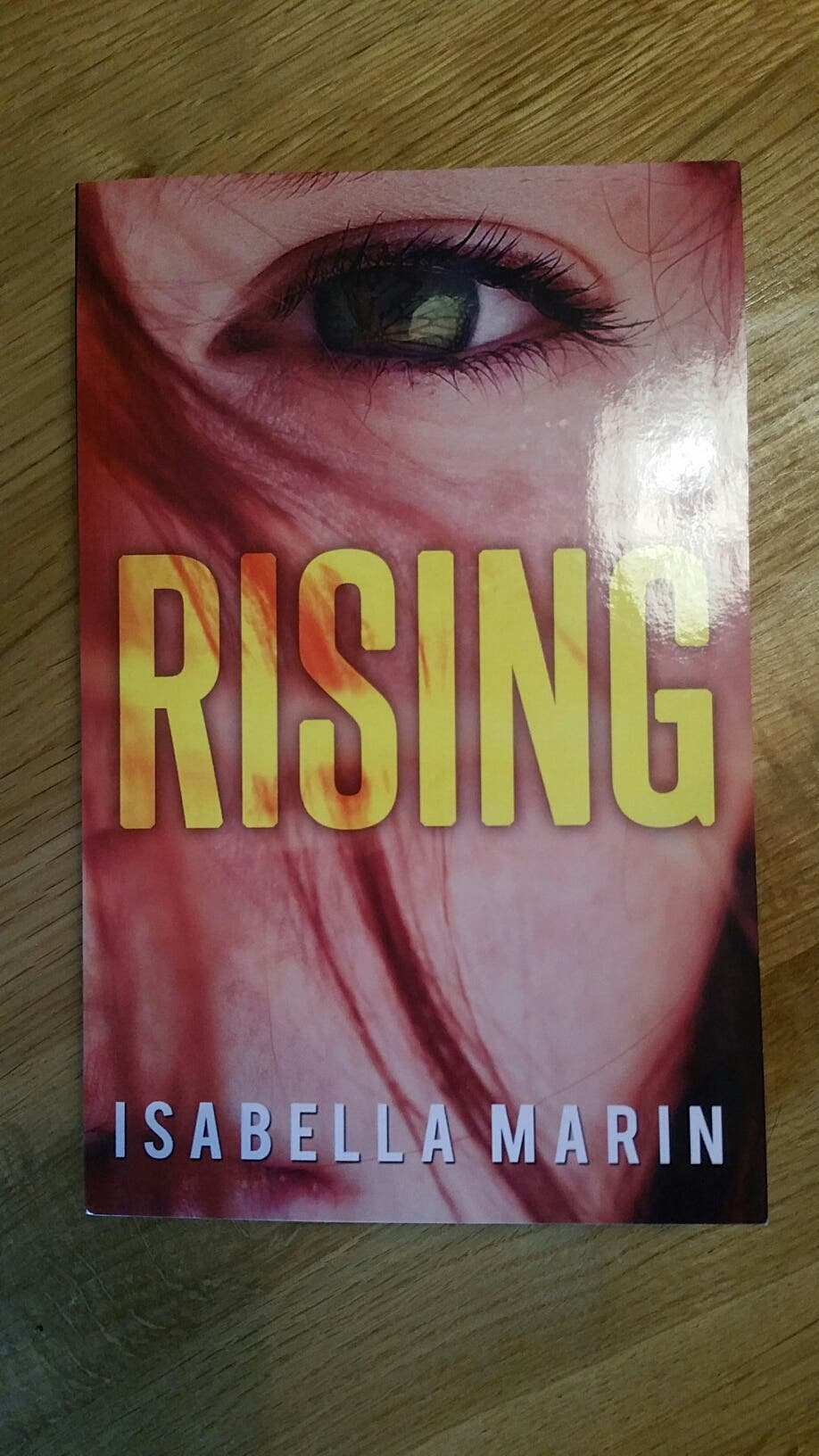 Proofread/Editing/Publishing - Rising/Non-Fiction Novel