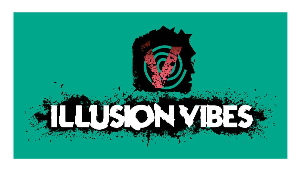 Illusion vibes Logo
