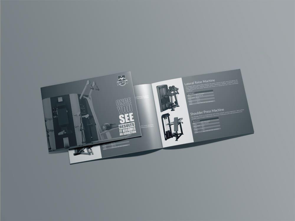 Gymtech Brochure