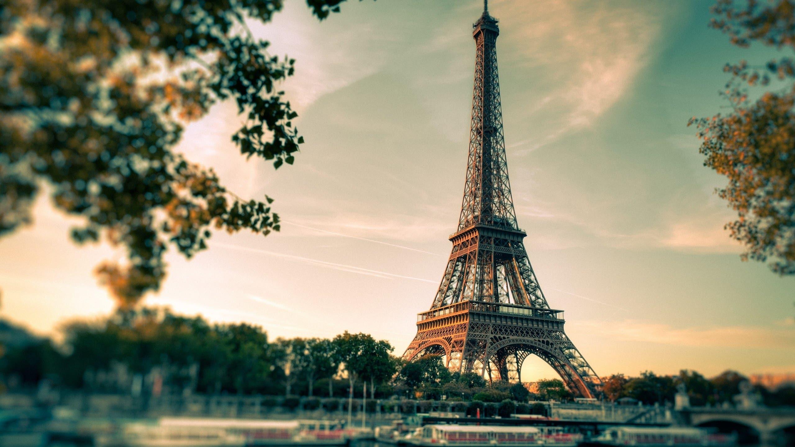 paris tower