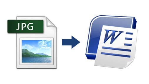 Jpeg To Word Services