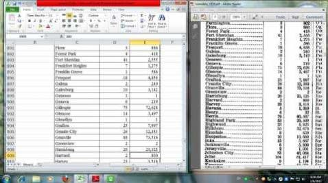 Image To Excel Work