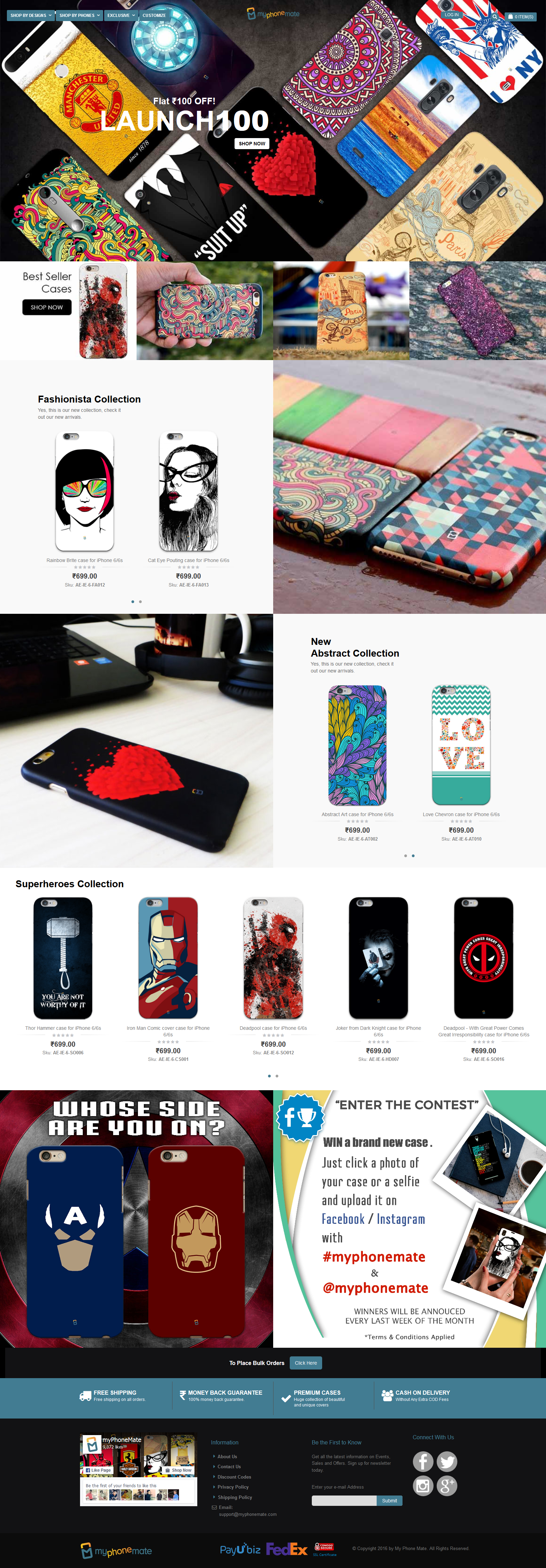 Phone Covers Shop