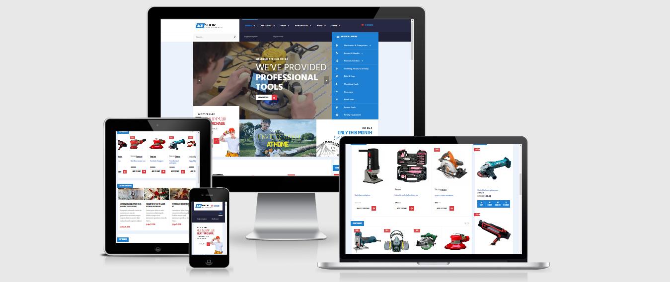 Woocommerce website developement