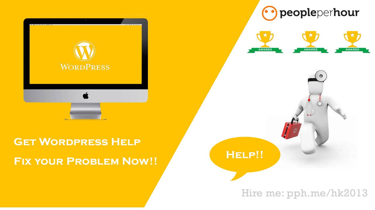 Fix Wordpress issues or problems