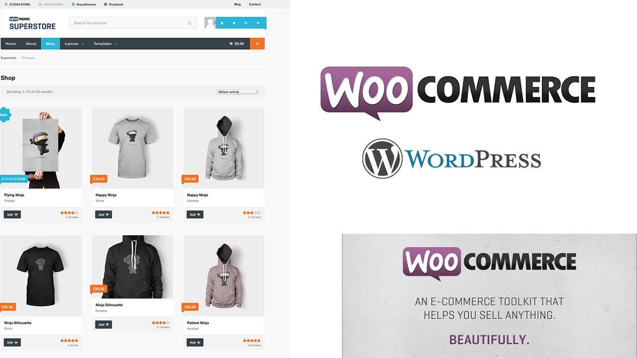 Woocommerce Setup and Configuration
