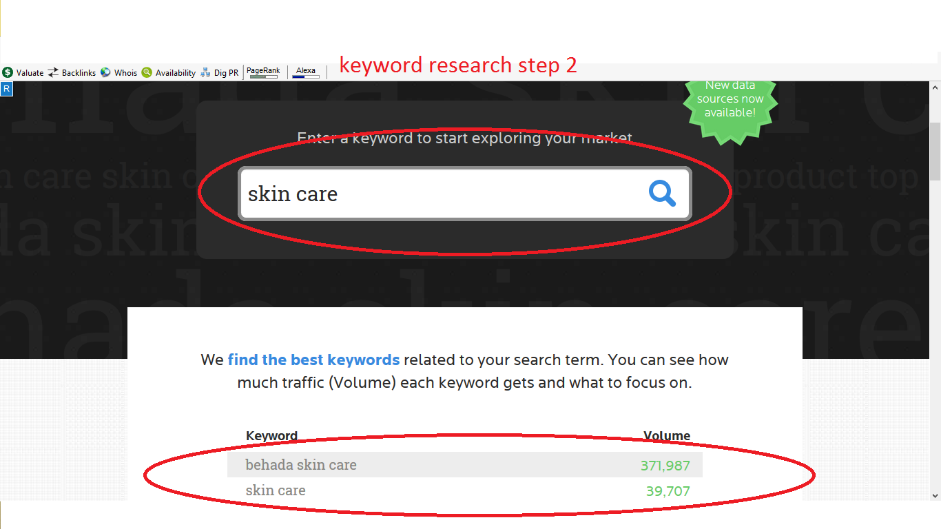 keyword reacharg step 01-02